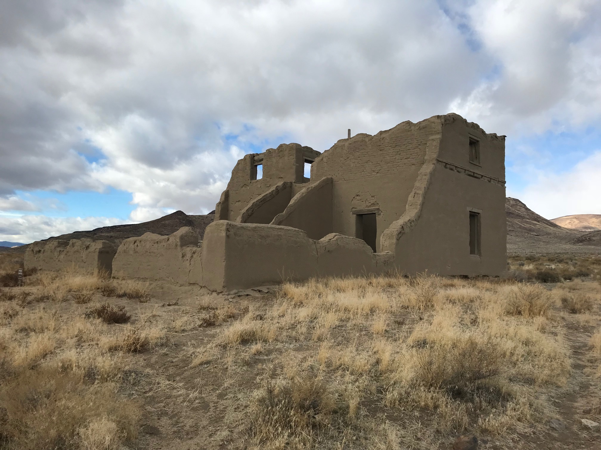 NV State Park Series – Fort Churchill