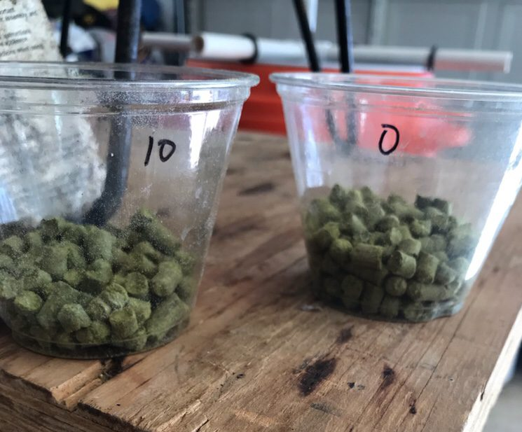 Three Hops at a Time – April